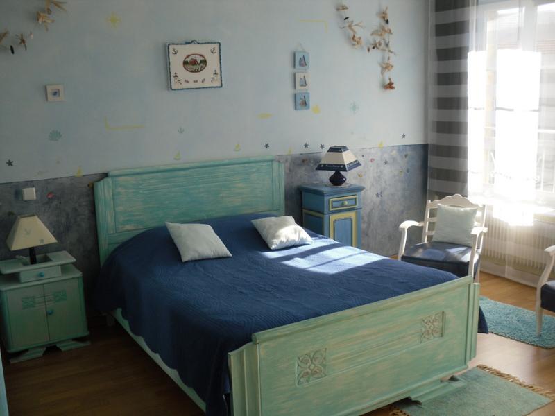 Chambre Bleue Id Es De D Coration Et De Mobilier Pour La Conception De La Maison