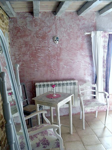 la chambre blanche l 39 ancienne boulange. Black Bedroom Furniture Sets. Home Design Ideas