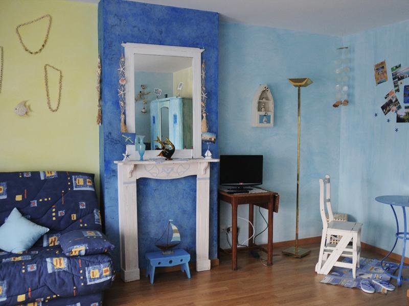 La chambre bleue - L\'Ancienne Boulange